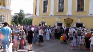 видео Даниловское кладбище могила Матроны адрес, как добраться