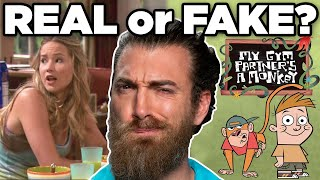 In today's game, we're guessing if these TV shows were real or fake. Check it out on Good Mythical MORE, the show after the show! GMMORE # 1931 Subscribe ...