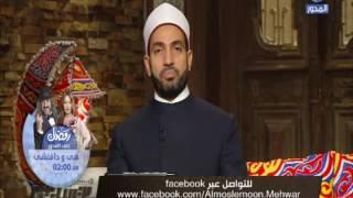 بالفيديو.. «عبد الجليل» يرد على متصلة 'بنتى ماتت فى سوريا فهل تكون شهيدة'