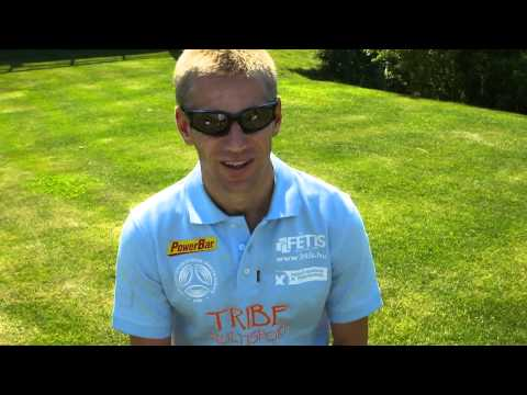 Jozsef Major Ironman Austria pre interview