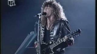 EUROPE - Ready or Not (Live in Essen 1989)