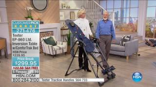 HSN   Teeter Inversion Fitness Solution 09.10.2016 - 07 PM