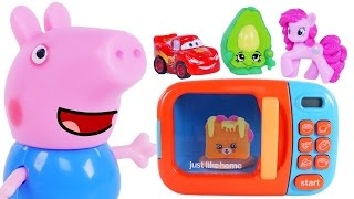 Best Learning Videos for Children Learn Colors with PEPPA PIG CARS MY LITTLE PONY
