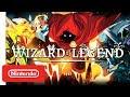 Wizard Of Legend Co Op Spell Slinging Trailer Nintendo Switch mp3