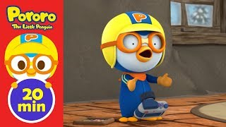 Learn good habits for Kids | Pororo English Compilation Ep123- Ep126 | Pororo the Little Penguin