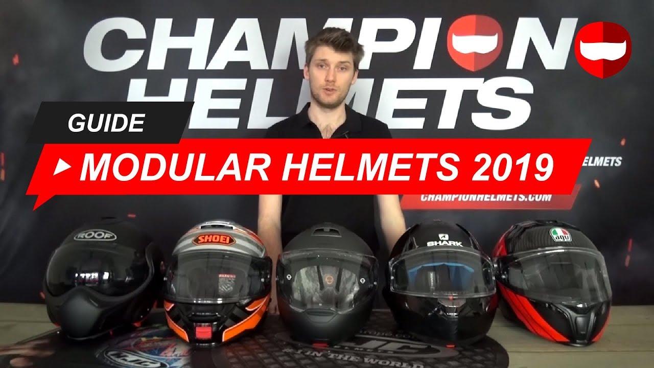 Top 5 Quietest Modular Helmets 2019 Championhelmets Com Youtube