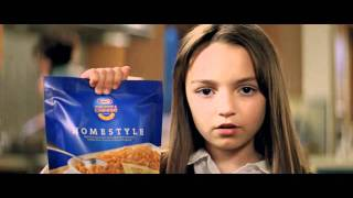 Kraft Homestyle Macaroni And Cheese 2010 Commercial
