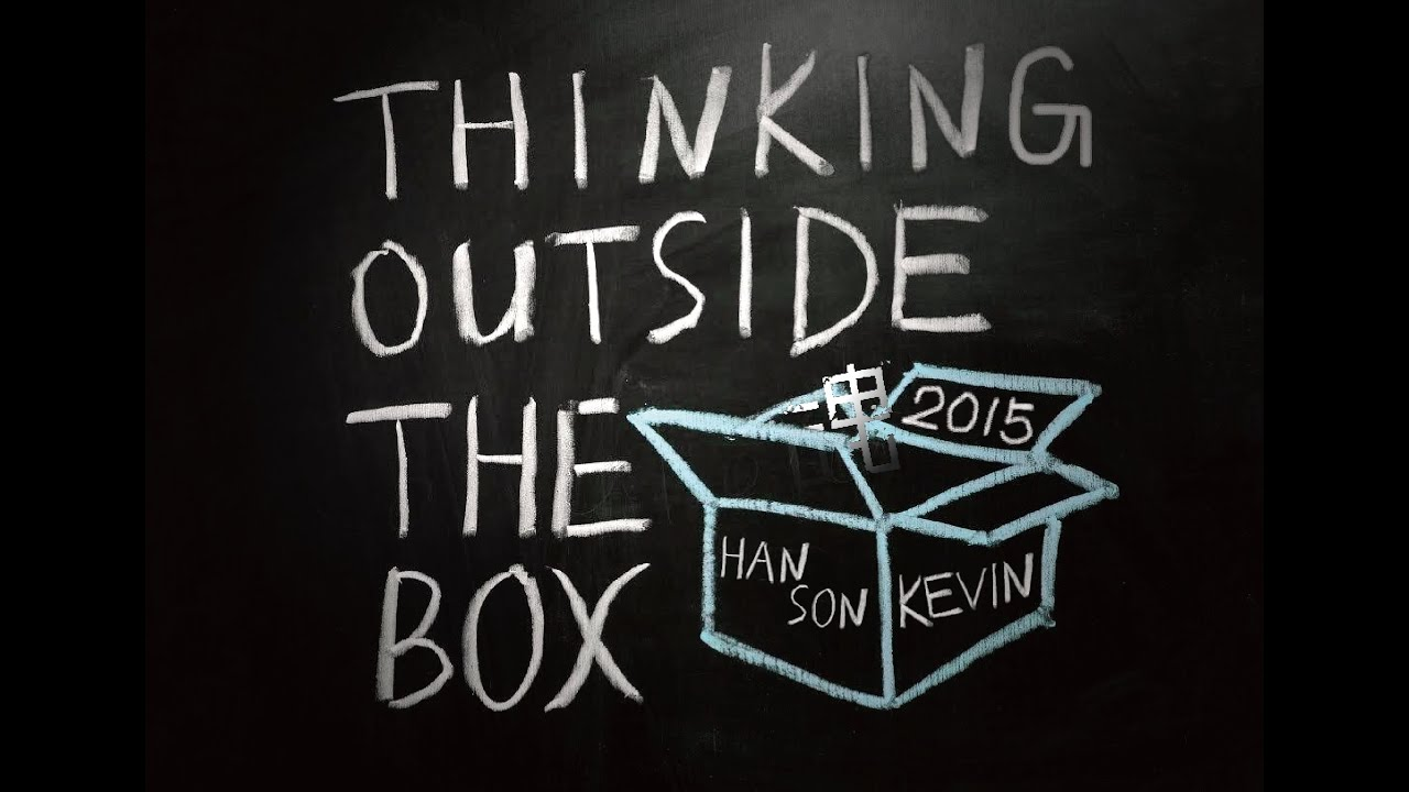 Image result for Thinking Outside The Box by Hanson Chien & Kevin Li