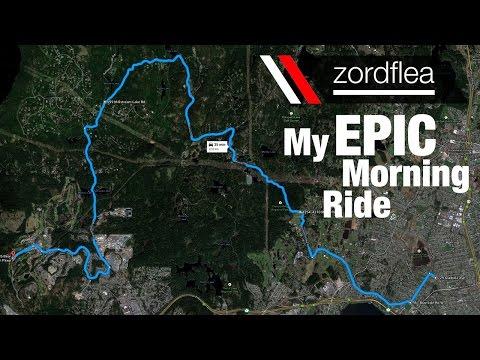 Kawasaki Versys 650 - My Epic Morning Ride