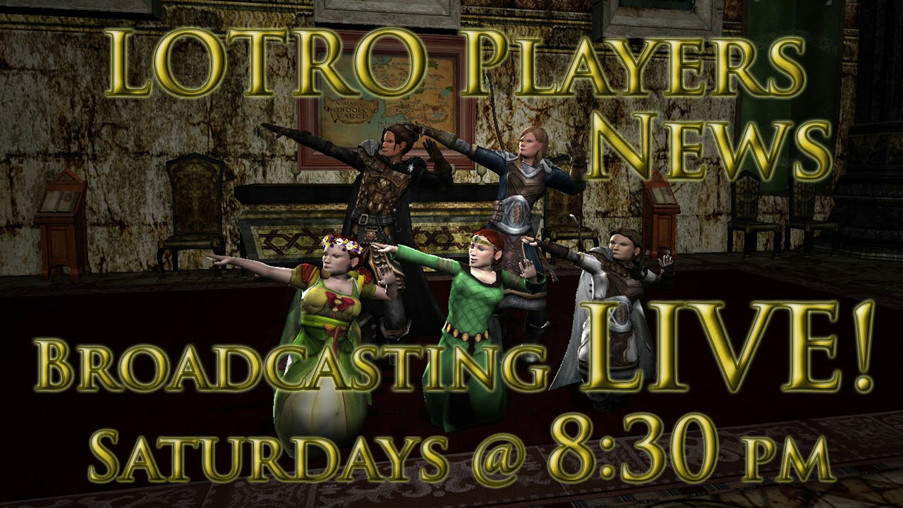 Lotro Fall Festival 2020.Lotro Players