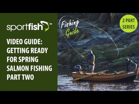 Tom's Guide to Spring Salmon Fishing - Part 2
