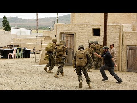 Infantry Immersion Trainer – USMC Mixed Reality Military Training Facility