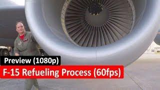 F-15 Refuel (60fps)