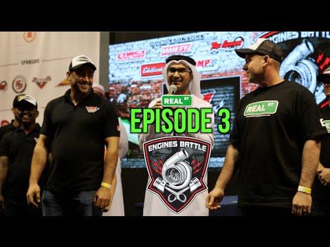 UAE Engine Build Off Episode 3 -