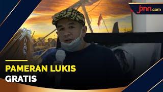 Pesona Nusantara Dalam Goresan Kuas 3 Pelukis Bandung - JPNN.com