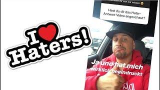 JP Performance Hater-Antwort