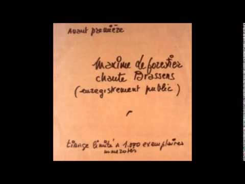 Maxime Le Forestier - Oncle Archibald