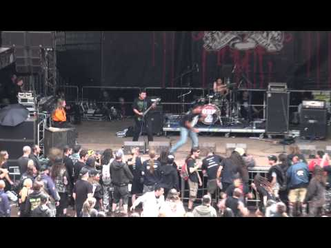 TOOLS OF THE TRADE Live At OEF 2012