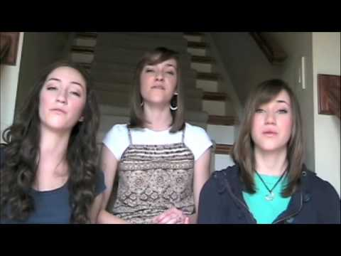 I Thought He Knew-*NSYNC A Capella Cover by Gardiner Sisters