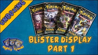 Echo des Donners / Lost Thunder - Blister Display Battle Part 1 (PokemonTCG Opening)