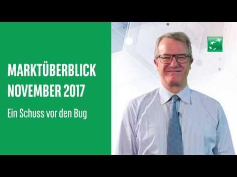 Marktrückblick - November 2017 (DE)