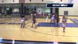 Brianna Farris. Basketball, New York, Tennessee, Girls Preparatory School, GPS, Baylor, TN Xtreme