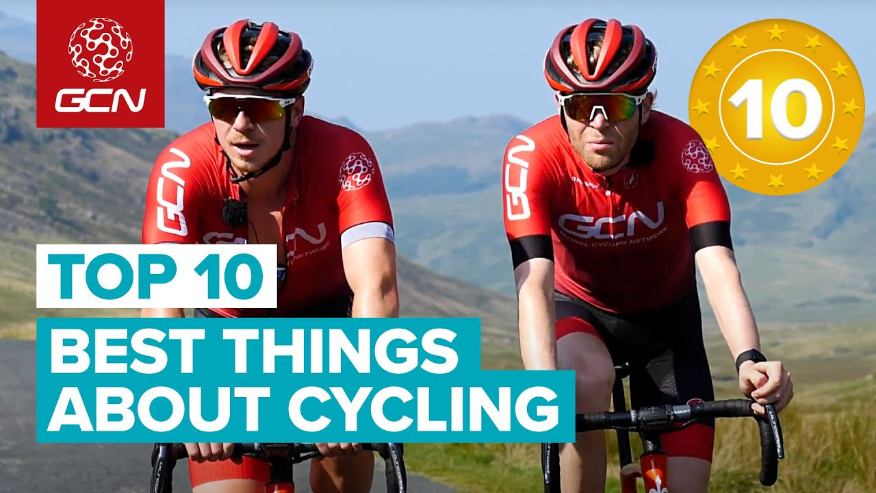 The Top 10 Best Things About Cycling   Why Riding A Bike Is So Good