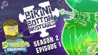 Bikini Bottom Mysteries PREMIERE: The Flying Dutchman | Season 2 Episode 1 | SpongeBob