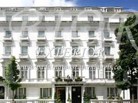 The Henry Viii Hotel Paddington Station London Youtube