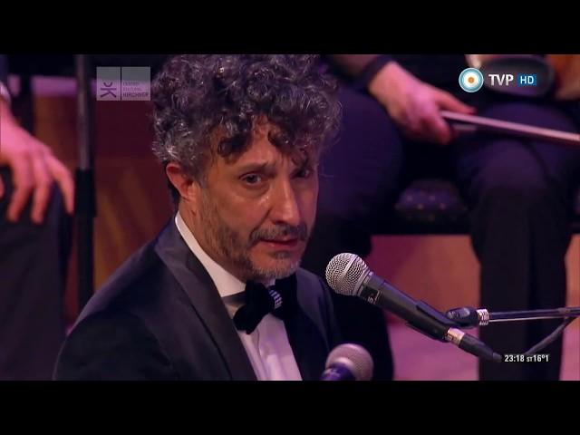 Fito Páez & KASHMIR Orquesta - Páez en América - CCK 2015 - Parte 3 de 5