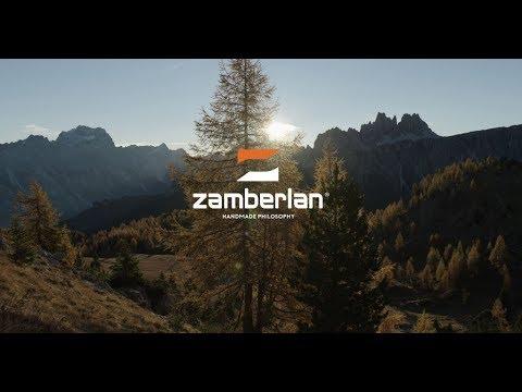 Zamberlan - Handmade Philosophy - Dal 1929