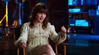 Bad Times at the El Royale: Cailee Spaeny Behind the Scenes Movie Interview