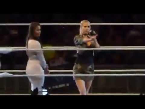 RAW: Lana dice que el pisco es chileno WWE Lima