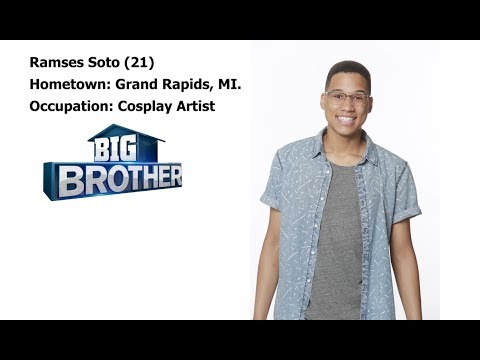 K-FROG Big Brother 19 Interview: Ramses