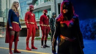 GREEN LANTERN REVEALED! Batwoman JOINS THE TEAM! - Arrow Elseworlds Breakdown