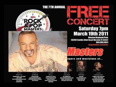 Rock & Pop Masters Weston 2011