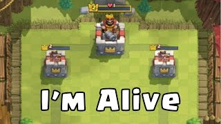 Clash Royale   Most Funny Battle   Troll Battle