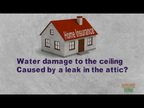 Question Nr 29 Does Home Insurance Cover Water Damage To