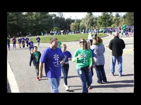 Paint Creek Elementary School Fun Run, Lake Orion