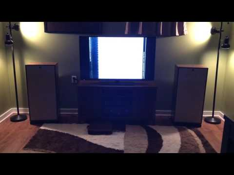 Repeat Klipsch Forte matching with Yamaha CA-2000 by Trung