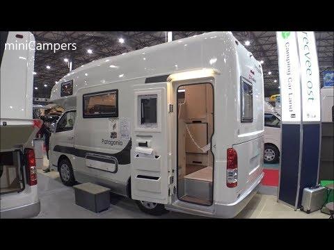 Japanese Campers FUNLUCE PATAGONIA 2020