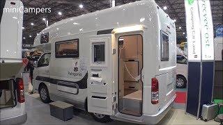 Big campers - Big video (all camper vans price list 2019