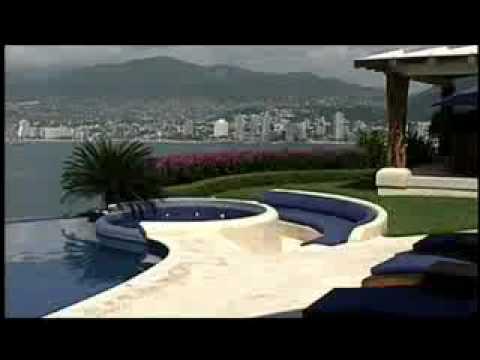 Acapulco luxury villas casa arena serenta acapulco for Casa moderna 99 arena