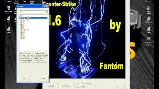 Counter-Strike-1.6 Tutoriál-č.6 Zmena-úvodnej-obrazovky [SK/CZ]