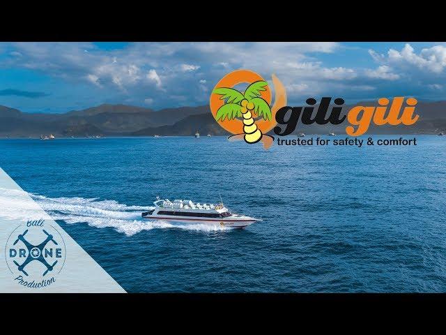 Gili Gili Fastboat - Bali - 4k