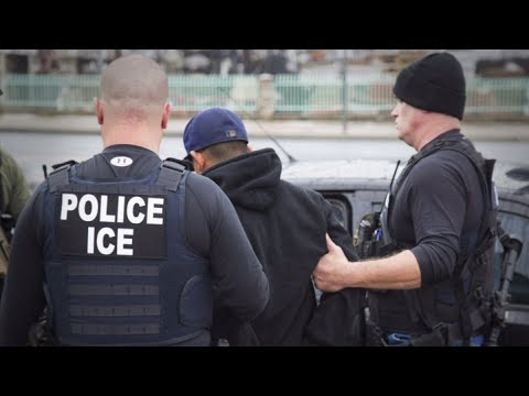 ICE Agent Suicide Note: What To Think?