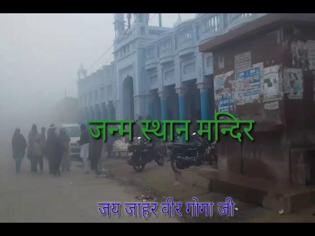 Jaharveer Goga ji mander Dadrewa dham (???? ???? )