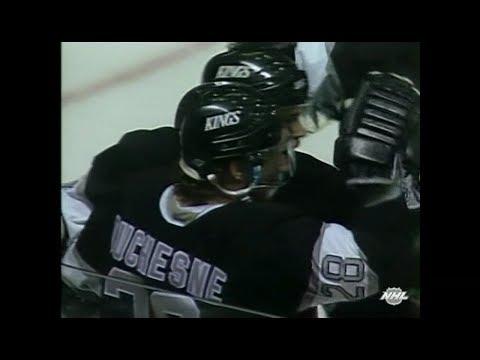 Kings @ Canucks - Game 6 1991 Playoffs