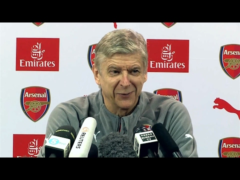 Arsene Wenger Full Pre-Match Press Conference - Chelsea v Arsenal