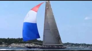 J-Class Yacht Velsheda